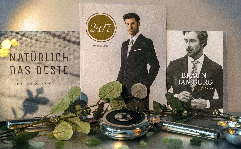 Wettbewerbsvorteil für Braun Hamburg mit glaubwürdigen Printprodukten