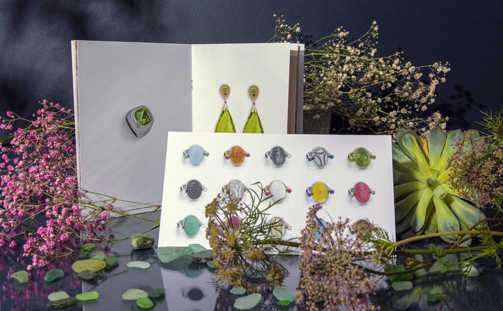 Emotionen transportieren mit einer Broschüre von einem Juwelier aus Hamburg