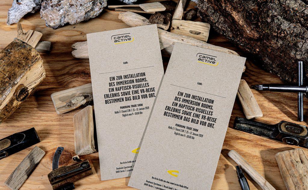 Umweltfreundliche Papiersorten für den Letterpress mit einer Buchbinderpappe aus 100 % Altpapier.