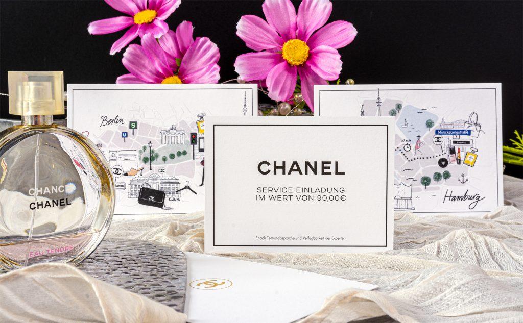 Printprodukte von deiner Druckerei in Hamburg für Chanel