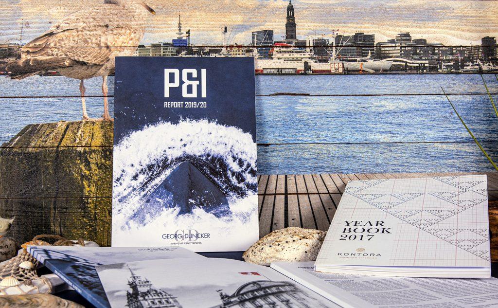 Kreative Bindungen als Schweizer Broschur