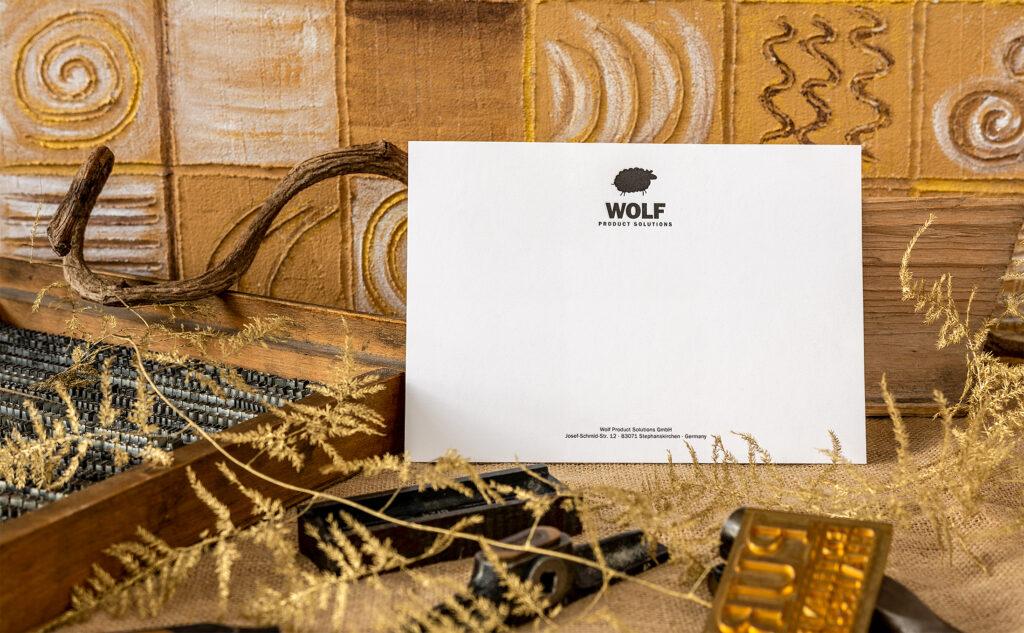 Grußkarten im Letterpress auf dem Baumwollpapier Gmund Cotton